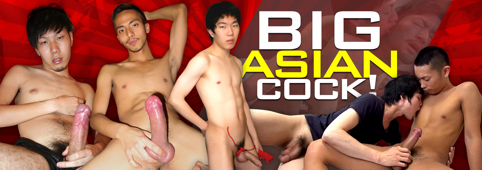 Big Asian Cocks